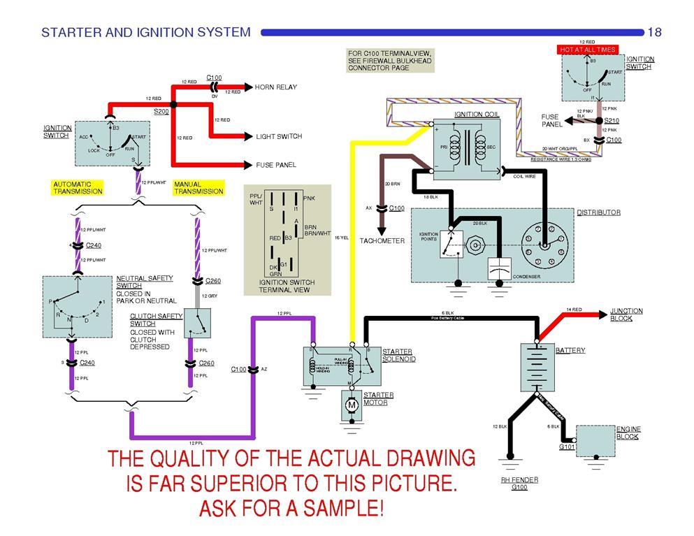 [SCHEMATICS_48YU]  two questions about HEI | El Camino Central Forum | Chevelle Rpm Wiring Diagram |  | El Camino Central Forum