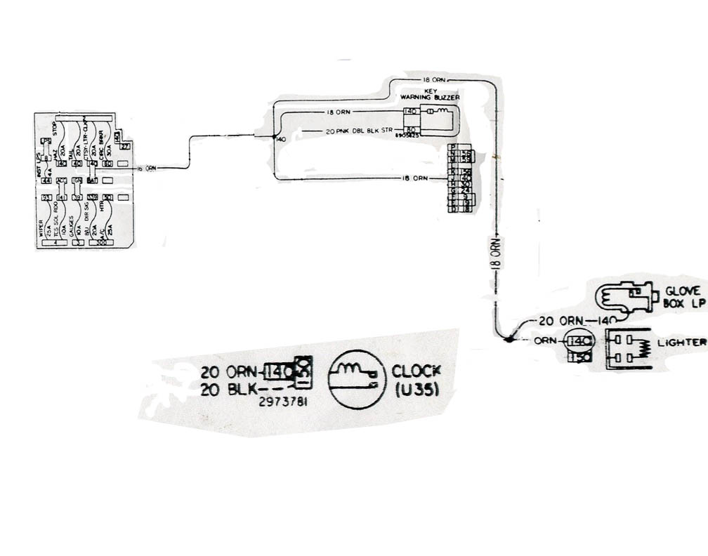 Help Reading Electrical Diagram