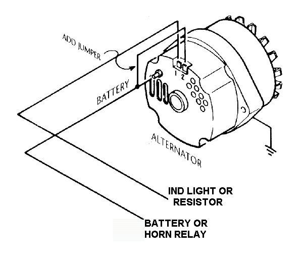 Alternator Voltage Regulator El Camino Central Forum