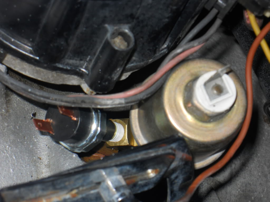 Chevy Oil Sending Unit Wiring Diagram