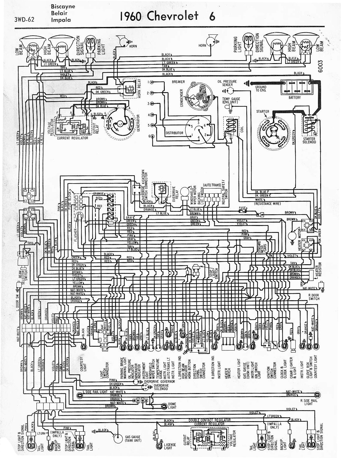 1968 mustang tach wiring diagram wiring diagrams 59 60  64 88 el camino central forum  wiring diagrams 59 60  64 88 el