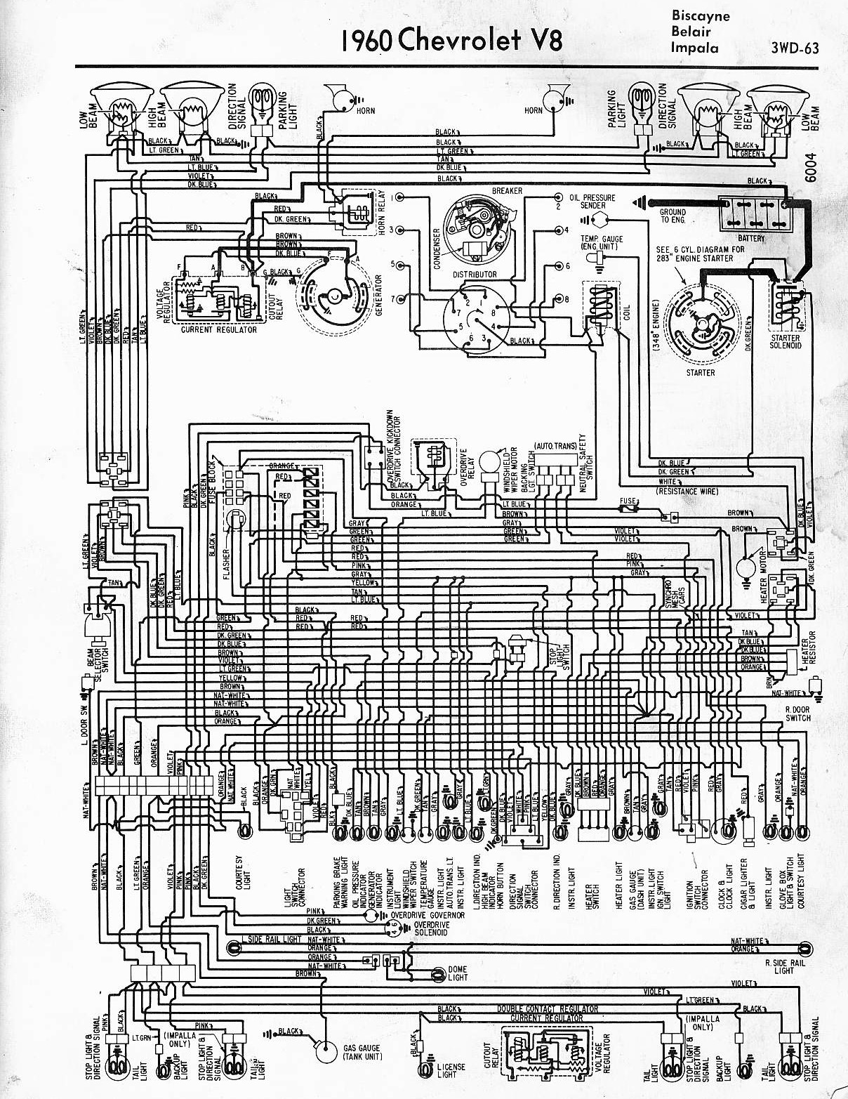 el camino wiring schematic wiring diagrams 59 60  64 88 el camino central forum  wiring diagrams 59 60  64 88 el