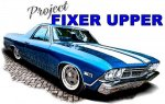 Project: Fixer Upper